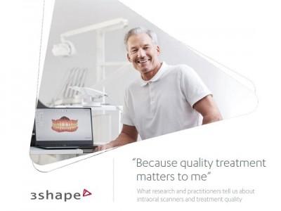 Τι λέει η έρευνα και η κλινική εμπειρία για τους ενδοστοματικούς σαρωτές και την ποιότητα θεραπείας ;